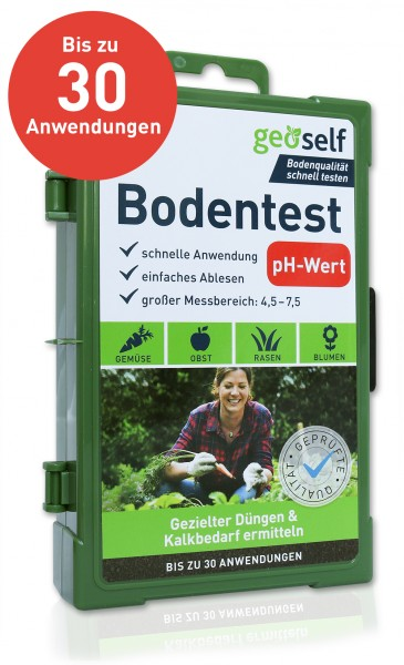 pH-Bodentest geoself