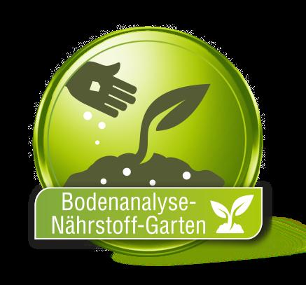 Bodenanalyse Garten Nährstoff Basis